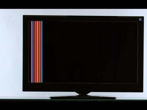 how to fix black horizontal lines on samsung plasma tv