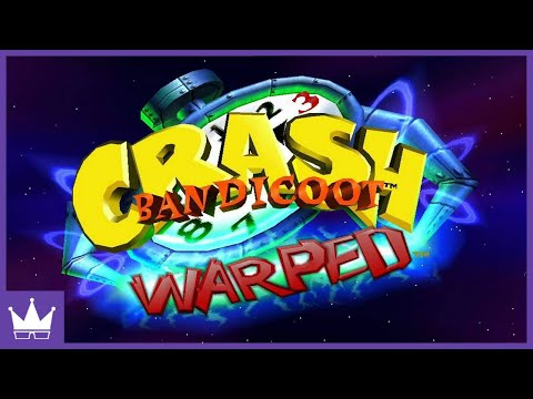 Twitch Livestream |Crash Bandicoot 3: Warped Full Playthrough [PS4]