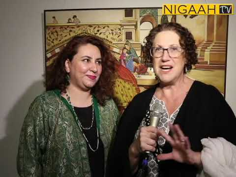 25th Solo Show by Mariam Khan at Studio Seven Art Gallery Karachi