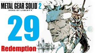 Metal Gear Solid 2 HD: The Redemption Run pt29 - Fighting the Fatman