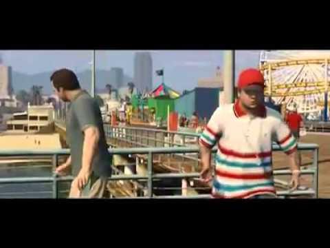 GTA5 Music Video for The Setup
