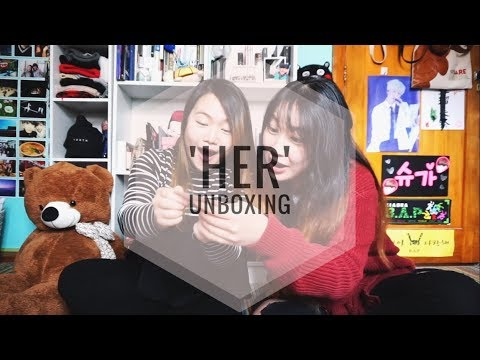 BTS LOVE YOURSELF 承 'Her' Unboxing | abitofellen🇳🇿