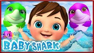 Gambar cover 🔴 Baby Shark , Happy Birthday Song , Wheels on the Bus , Johny Johny Yes Papa - Banana Cartoon