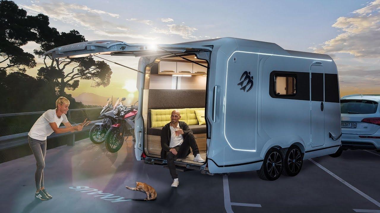 knaus deseo 2018 multifunctional loading hero youtube. Black Bedroom Furniture Sets. Home Design Ideas