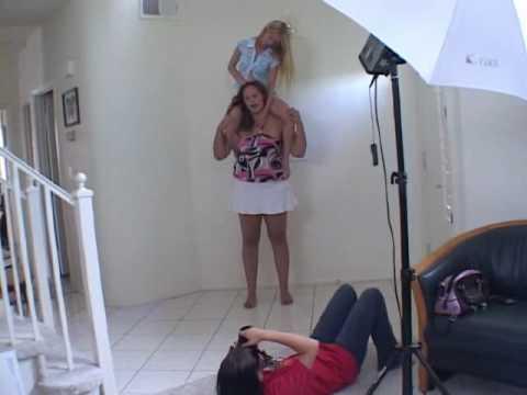 Big girl lifting