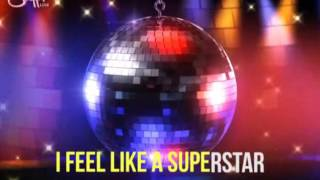 Steffi Love Karaoke - I Feel Like a Superstar