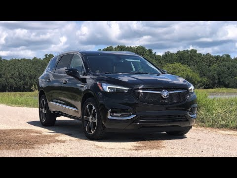 2020 Buick Enclave ST AWD - Performance Drive Review