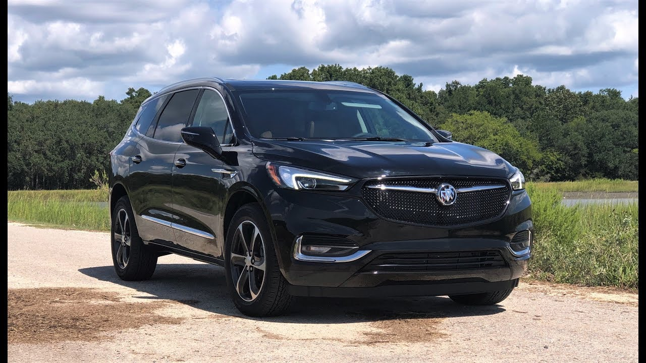 Buick Enclave 2020 Review.2020 Buick Enclave St Awd Performance Drive Review