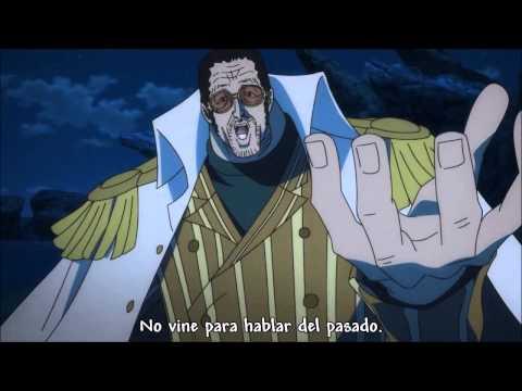 Kizaru Vs Z - One Piece