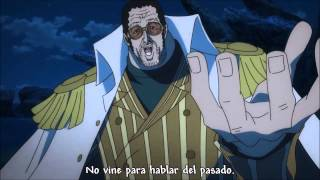 Kizaru Vs Z - One Piece
