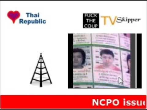 """Thailand's junta issues """"hit list"""" of political activists"""