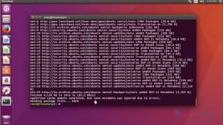 How to install Kodi 17 on Ubuntu 16.04