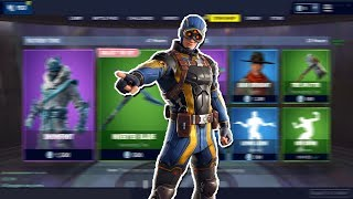 "Item Shop Countdown!! New ""Axiom"" Skin?!?! Fortnite Live!!"