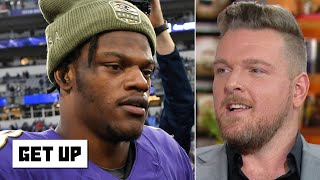 Pat McAfee: Lamar Jackson is impossible to defend and makes the Ravens