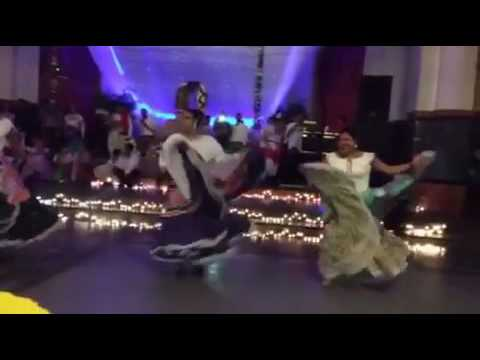 Our Lady of Mercy Dance Group: Virgen of Guadalupe Celebration 2015