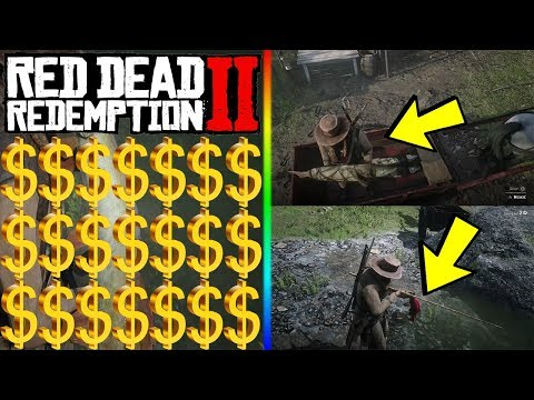 Red Dead Redemption 2 Online - NEW MONEY MAKING METHOD! RDR2 Xbox one/Ps4 Money Method thumbnail