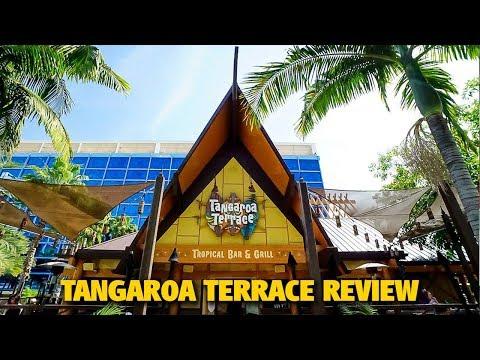 Tangaroa Terrace Review | Disneyland Hotel