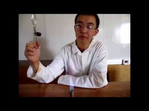 Combination Reaction: Magnesium And Oxygen