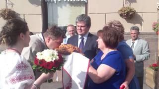 Ресторан Илья Муромец, свадьба в русских традициях