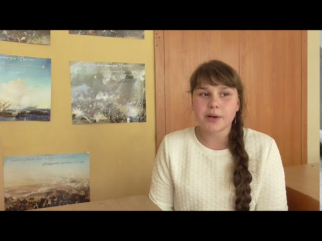 Изображение предпросмотра прочтения – АнастасияМихайлусенко читает произведение «Утро» В.Я.Брюсова