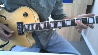 How to Play All Blues by Miles Davis on Guitar - Jazz Guitar-James Nichols