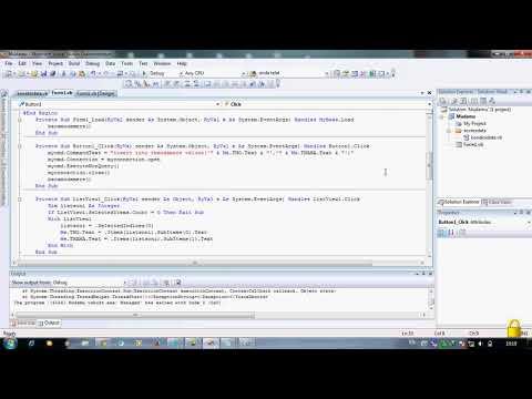 Cara Membuat Nomor Otomatis Di Visual Basic 6.0