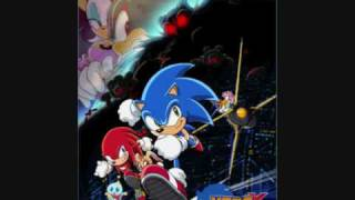 Sonic X - Sonic drive Full (Japanese opening song) with Lyrics