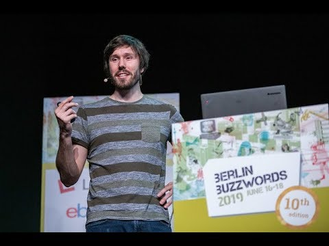 Berlin Buzzwords 2019: Stephan Ewen–Towards Flink 2.0: Rethinking the stack and APIs (...) on YouTube