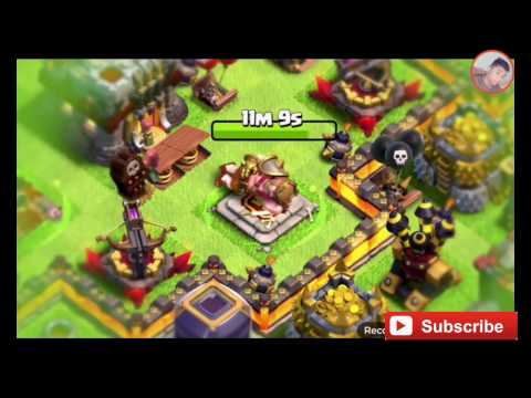 Clash Of Clans Valentine's Day King And Queen Love | Clash Of Clans Valentine's Day Boost Hero.