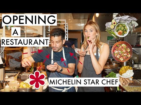 Opening A Restaurant In NYC | Michelin Star Chef, The Recipes, & Giving Gratitude | Sanne