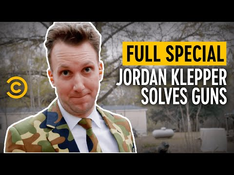 Jordan Klepper Solves Guns - Full Episode