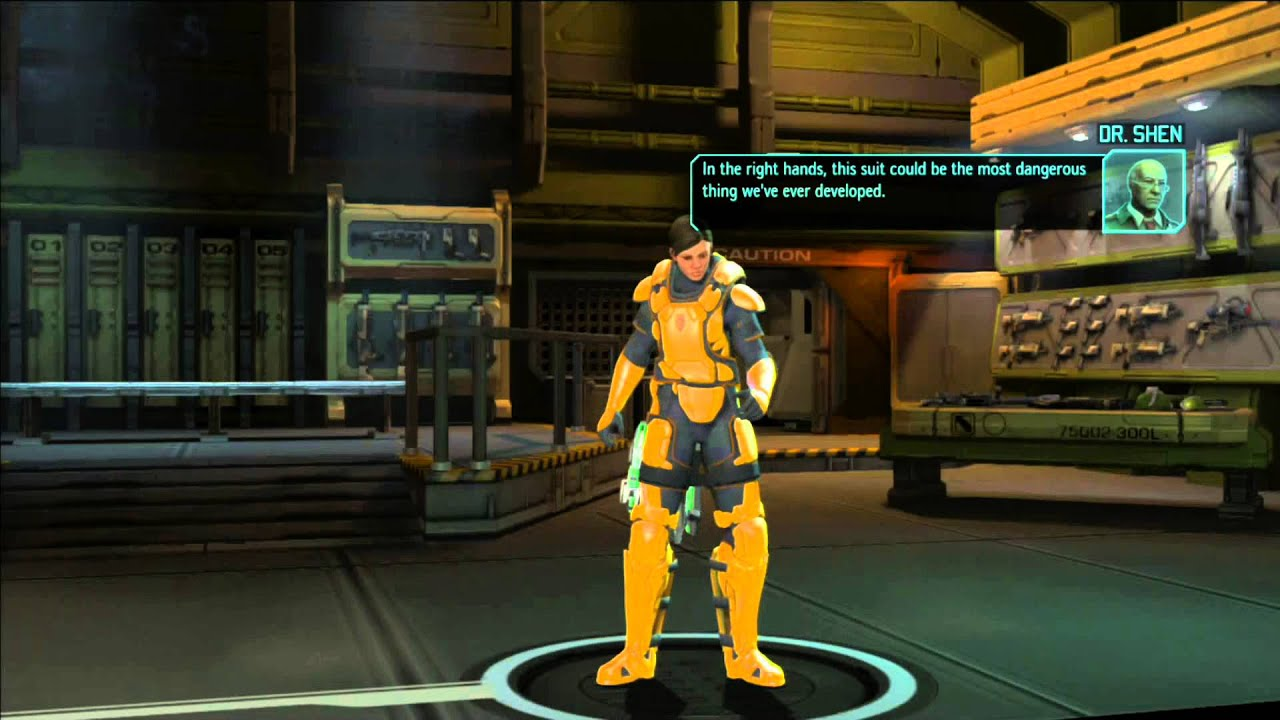 X com enemy unknown the psi armor youtube for Portent xcom not now