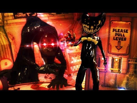 Thumbnail: SECRET NEW GIANT BOSS FIGHT IN CHAPTER 3!!!- Bendy and The Ink Machine Chapter 3 Secret Update