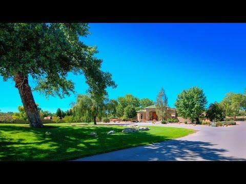 Los Ranchos De Albuquerque Luxury Home For Sale