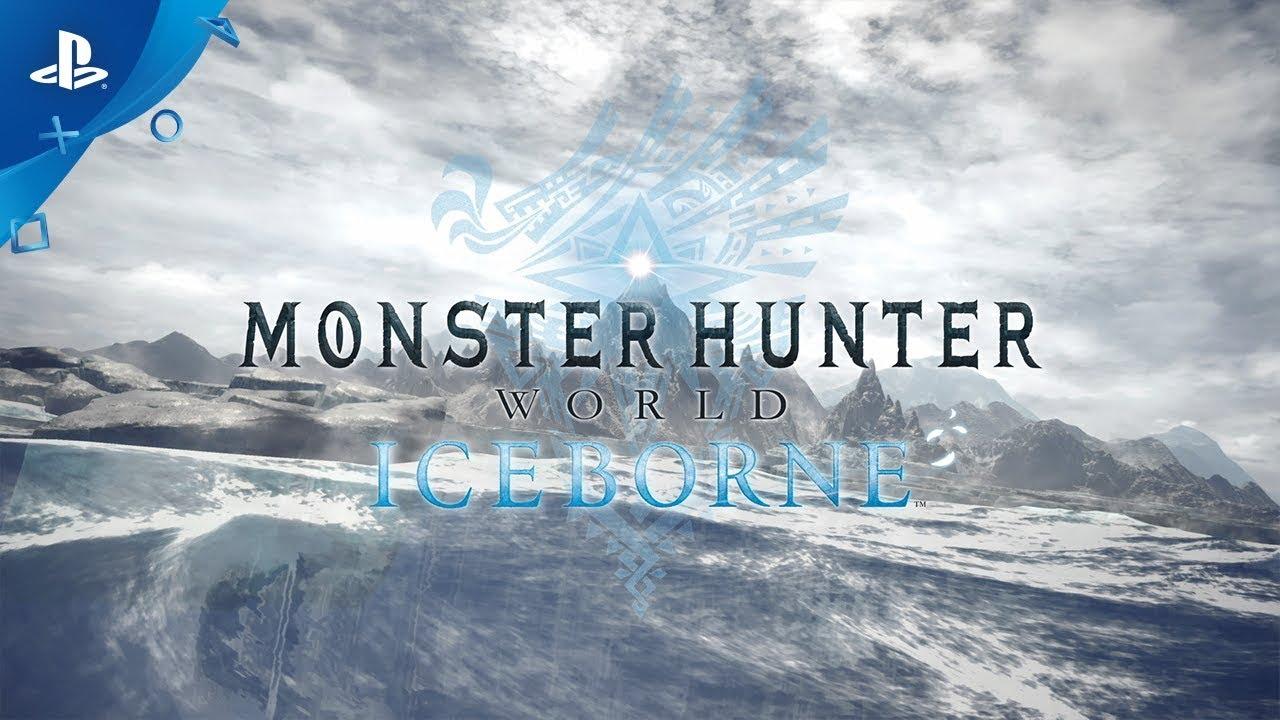『モンスターハンターワールド:アイスボーン』 ティザー映像