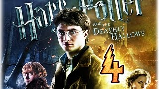 Harry Potter and the Deathly Hallows Part 1 Walkthrough Part 4 (PS3, X360, Wii, PC) The Ministry