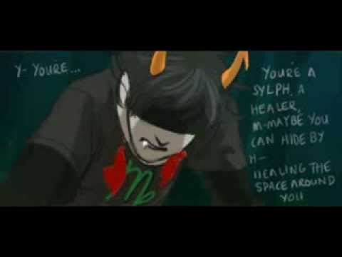 sadstuck karkats death youtube