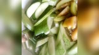 Hướng dẫn nấu mực xào sa tế cực ngon(Bữa ăn Việt Nam)