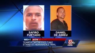 Defense: Killer of 2 is star witness, not Aaron Hernandez
