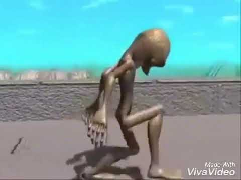 Zlatan ft Olamide oh My Lord short cartoon video.