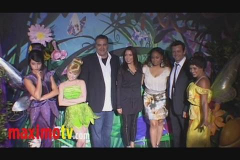 """""""Tinker Bell And The Great Fairy Rescue"""" Premiere Arrivals"""
