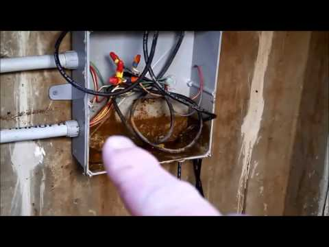bad float switch and wiring onsite 1 theplctech youtube. Black Bedroom Furniture Sets. Home Design Ideas