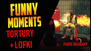 PARIS UKARANY, RANDKA Z DEMI, TORTURY | FUNNY MOMENTS