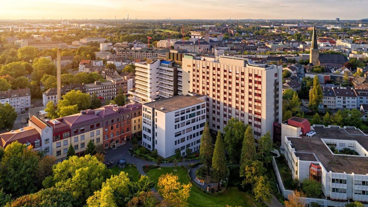 Ripkens Wiesenkämper Ev Krankenhaus Mülheim An Der Ruhr Neubau