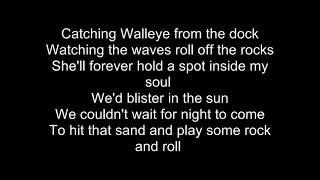 Kid Rock - All Summer Long - Lyrics (DOWNLOAD IN DESCRIPTION)