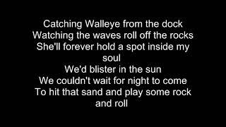 Kid Rock - All Summer Long - Lyrics (DOWNLOAD IN DESCRIPTION)