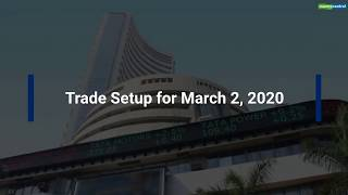 Trade Setup for March 2, 2020