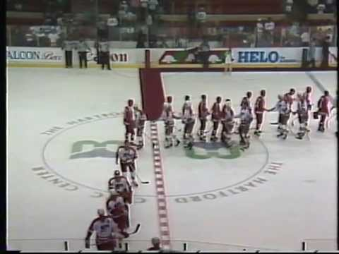 The Blades Of Summer- Canada Cup 1987