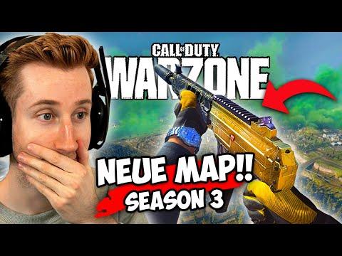 """NEUE WARZONE MAP """"VERDANSK 84"""" ist UNGLAUBLICH GUT!!! (Season 3 Warzone Live Event)"""