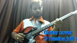 Download o haseena zulfon wali | Guitar cover | tribute to Md. Rafi and Asha Bhonsle MP3 song and Music Video